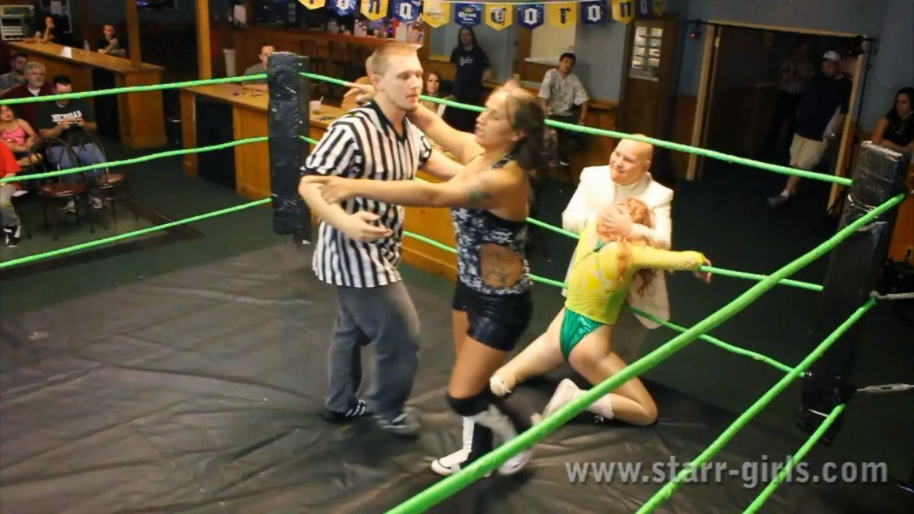 Sybil Starr Productions Female Fantasy Fighting: New
